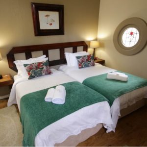 The Oxford Lodge - Twin Rooms