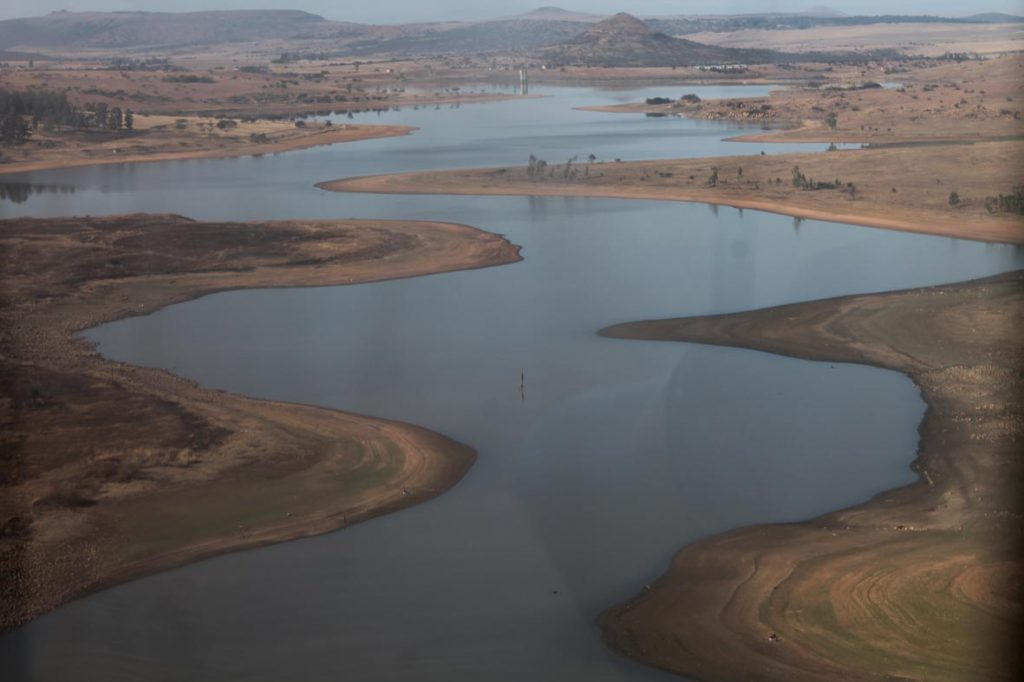 Vryheid has 3 well known dams in the area